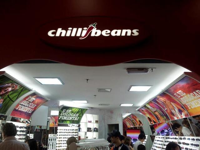 ... Loja Chilli Beans. © Copyright - Cris Galvão Arquitetura ... 97ac7b8add